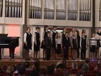 благотворительный концерт проекта Детской школы искусств № 8 «Орган — в подарок детям»