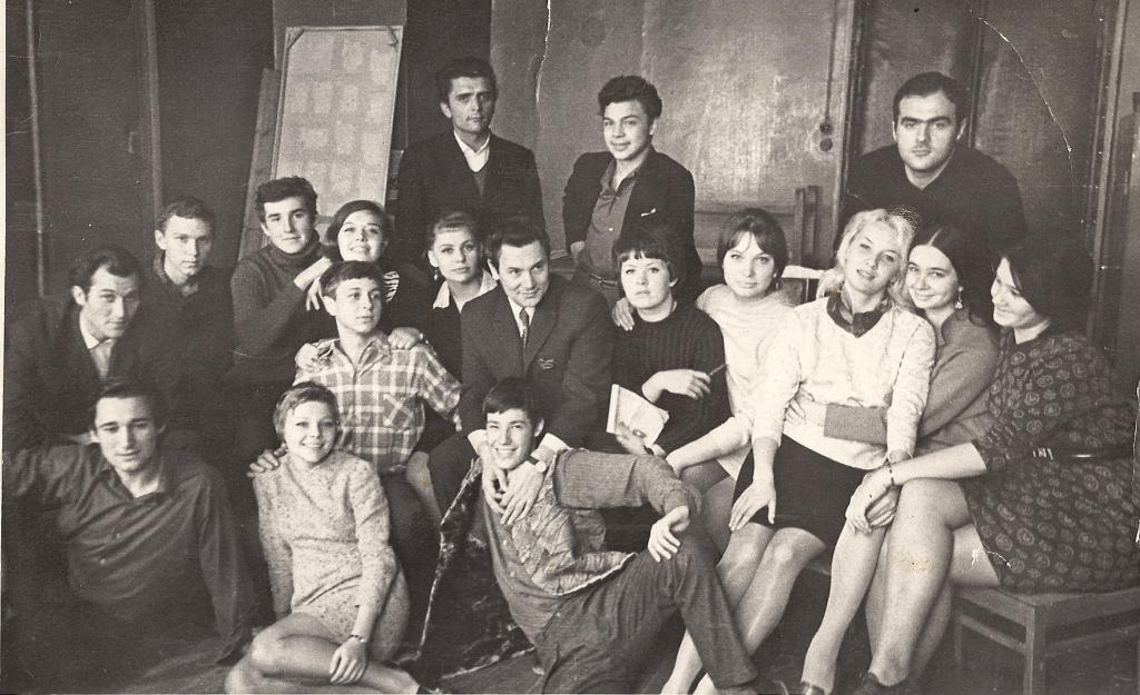 Мастерская Дмитрия Лядова (1972)