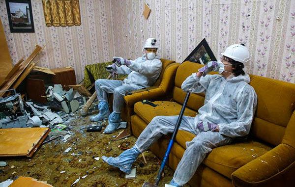 В Барнауле создан аттракцион для снятия стресса