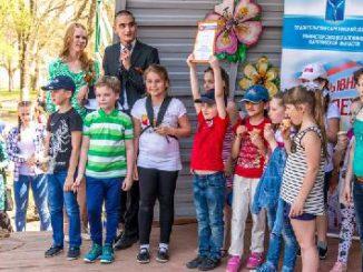 В Саратове прошел фестиваль «Мы рисуем Победу»