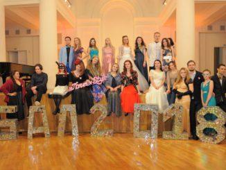 Тульский государственный университет пригласил студентов на традиционный бал «Маски осени», который в этом году проходил в 12-й раз и вновь удивил его гостей.