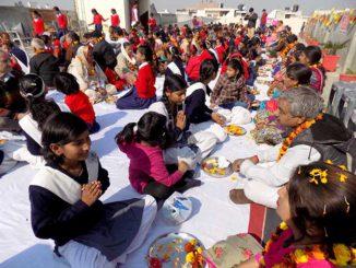 Matru Pitru Poojan Divas День почитания родителей в Индии